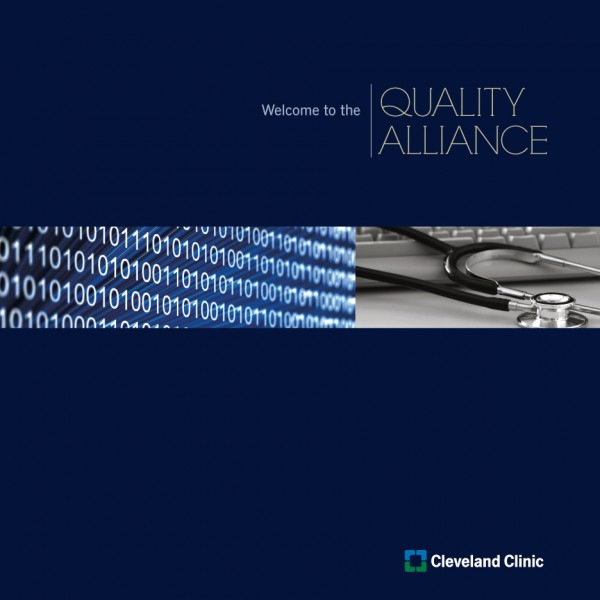 CLEVELAND CLINIC: Community Physician Partnership & Quality Alliance