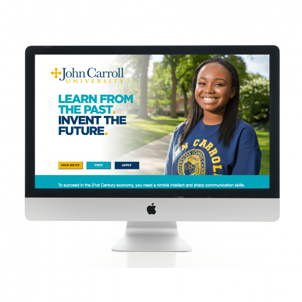 John Carroll University Microsites