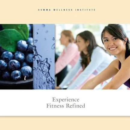 SUMMA WELLNESS INSTITUTE: Recruitment Brochure, Collateral & Advertising
